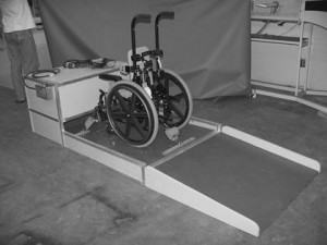 8 - Wheelchair Rocker